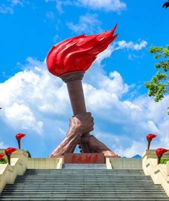 延安、梁家河、文安驿、乾坤湾、宝塔山、杨家岭、黄土高坡,走红色革命路,体验特色文化。