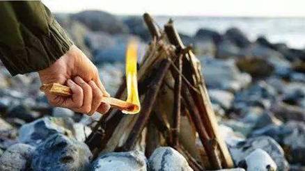 野外用火实践