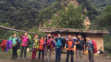 【徒步夏令营】穿越千年古道,感受历史文化