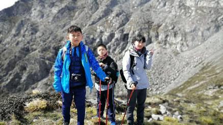 【登山夏令营】用双脚丈量太白山,给孩子一个12岁的成人礼!
