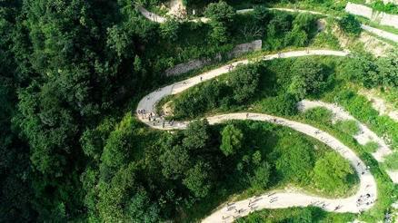 自然之美--黄峪寺徒步赏景