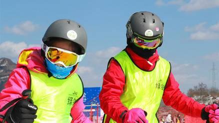 西安滑雪冬令营,开始报名啦!