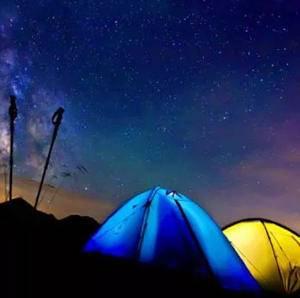 户外露营及野炊装备租赁