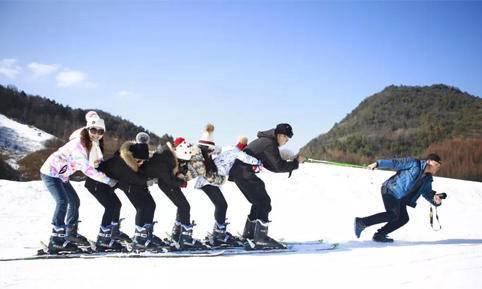 滑雪、年会、寻宝、乐享冬日团建