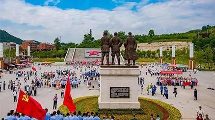 红色主题团建--参观革命纪念馆,体验大生产